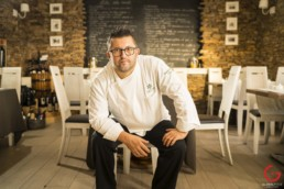 Chef Massimiliano Villani, Restaurant L'Essenza Bistrot