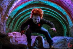 S'Iscuru Halloween Promotional Photography
