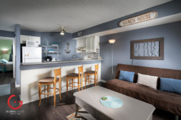 Carolina Beach, Airbnb shot by Global Image Creation