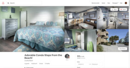 Airbnb Website After New Photos