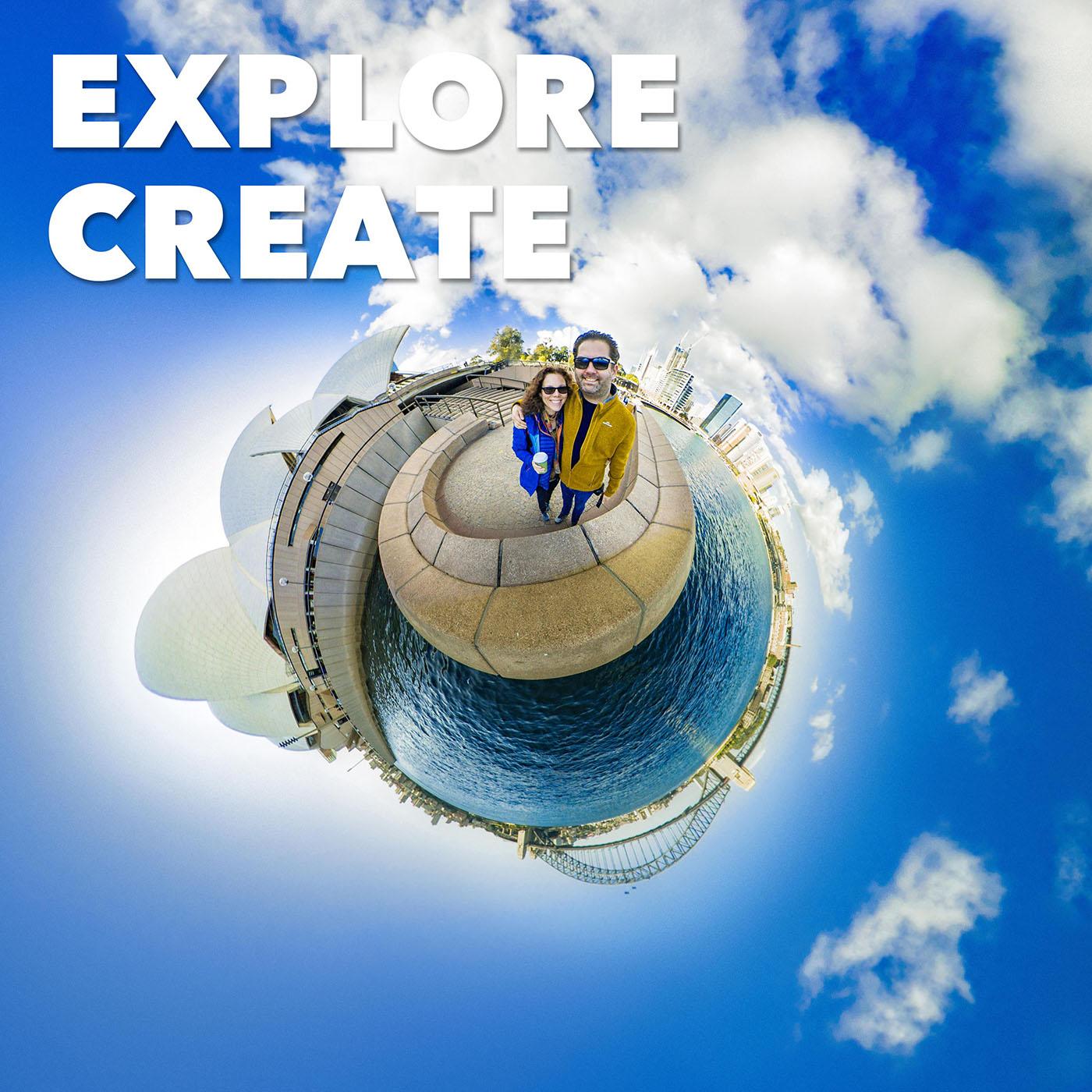 eXplore CREATE Podcast